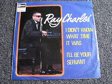 Ray Charles-I didn´t know what time it was 7 PS-Jugoton-45 U/min-Stateside