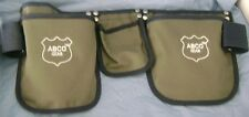 LADIES OR YOUNG MANS  TOOL BELT ABCO GEAR BRAND     FREE SHIPPING !!!!!!!!!!
