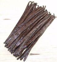 "50 grams MADAGASCAR BOURBON VANILLA BEANS-PODS GOURMET GRADE 7-8"""