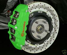 E-TECH Green Car Brake Caliper Engine Bay Paint Kit
