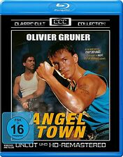 Olivier Gruner ANGELO città - STADT L'ANGELO - CLASSIC CULT EDIZIONE BLU-RAY