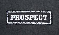 Prospect Patch Badge Emblem for Biker motorcycle Club Officer Leather vest New