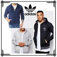 adidas Originals SPO Trefoil Sports Hoodie Mens Sweatshirt Track Top Hooded Top
