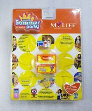 Jeu MyLife Summer Party Another Life in your hands My World Preziosi Neuf/New