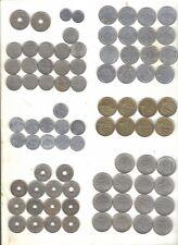 lot van 250 verschillenden munten van Frankrijk ,,Nr 3082
