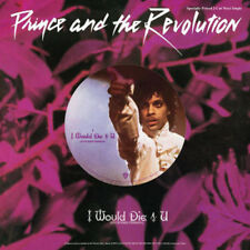 I Would Die 4 U 2017 Prince and The Revolution Vinyl