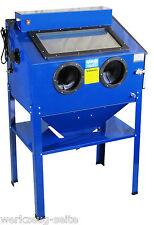 Sandstrahler Sandstrahlkabine Sandstrahlgerät 220 Typ 2 Beleuchtung sand blaster