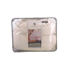 Wamsutta Double Support Technology Queen Featherbed in White