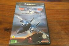 TOP GUN  COMBAT ZONE          ---- pour GAMECUBE