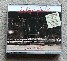 Indigo Girls 1200 Curfews 2x Cd Folk Pop Rock Epic Record 1995