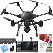 Yuneec Typhoon H RTF Hexacopter Drone with CGO3+ 4K Camera Pro Photo Bundle