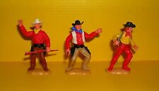 Timpo 3x Cowboy G2 Wildwest Western Figur Gangster Toys (7)