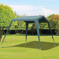 Outsunny Outdoor Gazebo Canopy Portable Party Tent Carport Tent Green
