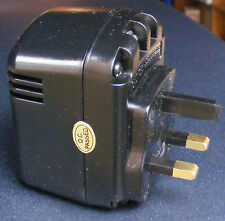 1:12 Scale 12v Mains Lighting Adaptor 32 Light Transformer Dolls House Miniature