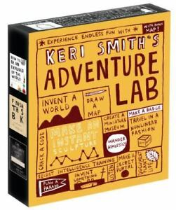 Keri Smith's Adventure Lab by Keri Smith (2015, Trade Paperback)