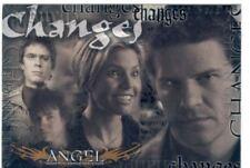 Angel Season 3 Changes Boxloader Chase Card A3BL-3