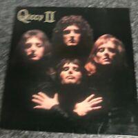 LP VINYL ALBUM QUEEN QUEEN II EMI 767 1ST UK PRESS 1974 EX/EX