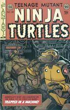 Teenage Mutant Ninja Turtles #48 Browne EC Homage Sub Variant D TMNT NM/M 2015