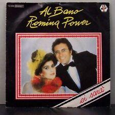 """(O) Al Bano & ROMINA POWER-CI Sara (7"""" Single)"""