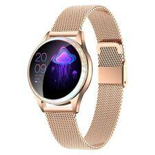 Smartwatch KW20 Montre Connectée Femme Etanche Surveillance Fréquence Cardiaque