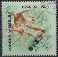 Ungarn 1340 (kompl.Ausg.) gestempelt 1953 Fußball (9146747