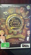 Flux Family Secrets (Hidden Object) PC GAME - FREE POST