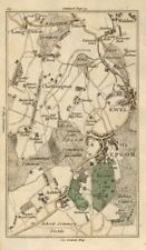 Epsom Malden Ewell Ashtead lunga Ditton chessington Surbiton KINGSTON 1786 Mappa