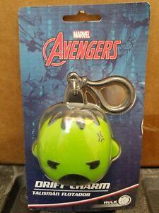 Marvel Avengers Hulk Drift Charm or Keychain New