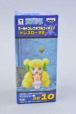 Banpresto One Piece World Collectible WCF Dressrossa Princess Mansherry DR10