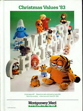 1983 WARDS  HARD COVER WISH BOOK FOR KIDS 1983   CHRISTMAS TOY CATALOG