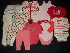 ENTIRE LOT of BABY GAP Girls 0-3M Fall Winter Clothes Set Outfits Lot 0 3 Month