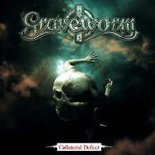 GRAVEWORM - Collateral Defect - CD - 200554