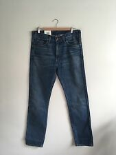Levi's Vintage Clothing (LVC) Big E Orange Tab 606 Size 33X32 Made in USA