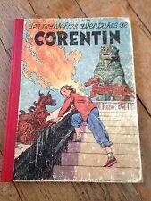 les nouvelles aventures de corentin réd 1953 P Cuvelier coll du lombard BDM 150e
