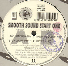 ENRICO MANTINI - Smooth Sound Start One EP - 1992 - SMH 001 Ita
