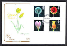 Flowers UK Stamps
