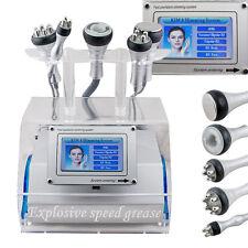 Fat Cavitation 5 in1 Radio Frequency Vacuum Body Cellulite Removal Slim Machine