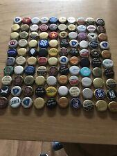 100 beer bottle tops