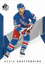 Kevin Shattenkirk #9 - 2018-19 SP Authentic - Base