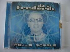 DJ FREDERIK FOLLIA TOTALE NEW NUOVO SIGILLATO SEALED CD