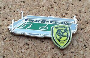 Burton Albion F.C. - Pirelli Stadium Pin/Badge