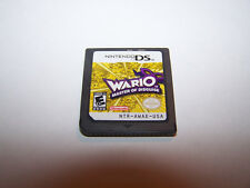 Wario: Master of Disguise (Nintendo DS) Lite DSi XL 3DS 2DS Game