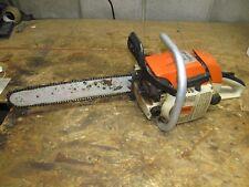"Stihl 028 WB  --- Gas Powered Chainsaw - 16"" BAR        (Lot 3921)"