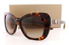 9bab61f611 Brand New VERSACE Sunglasses VE 4305Q 5148 13 HAVANA GRADIENT BROWN Women