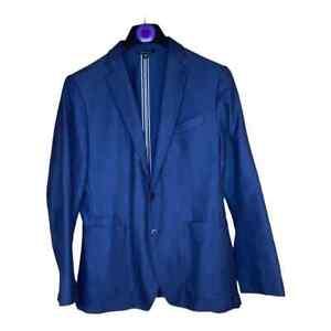 BANANA REPUBLIC Slim Fit Mens Wool Linen Blazer 38S