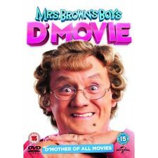Mrs Brown's Boys D'movie DVD This Was a Scream UK 15