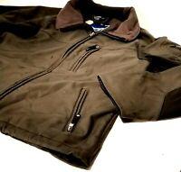 Orage Retallack Mens Jacket Med Hunter Green & Black Comfortable