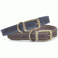 *SALE* Ancol Timberwolf Leather Dog Collars EVERY SIZE & COLOUR Collar REDUCED