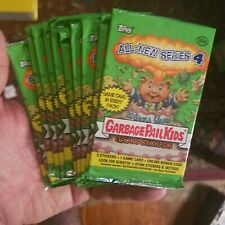 2005 Garbage Pail Kids ALL NEW SERIES 4 / ANS 4 - One (1) UNOPENED Sticker Pack