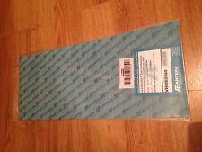 Planche feuille joint carton papier moteur moto a decouper 0.80mm 195x475mm